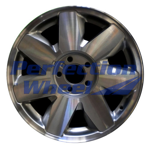 WAO.4571 17x7.5 Medium Sparkle Silver Machined