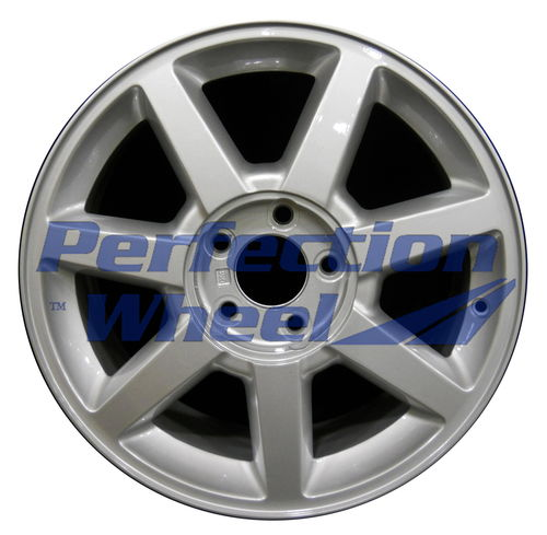 WAO.4587RE 17x8 Bright fine silver Full Face