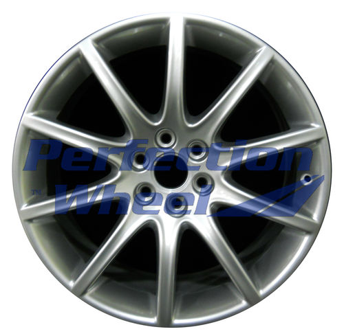 WAO.4598RE 19x9.5 Hyper Bright Mirror Silver Full Face
