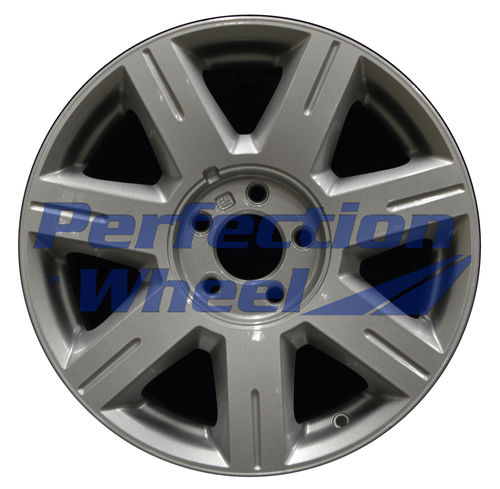 WAO.4600A 17x7 Bright sparkle silver Full Face