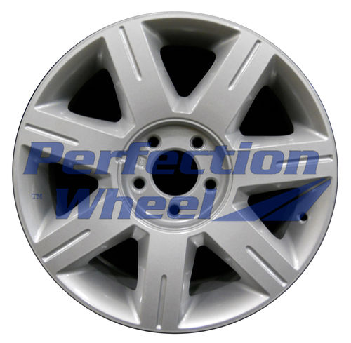 WAO.4600B 17x7 Bright sparkle silver Full Face