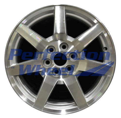 WAO.4606 17x7.5 Medium Sparkle Silver Machined