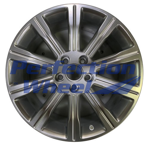 WAO.4707RE 18x9 Hyper Bright Mirror Silver Full Face