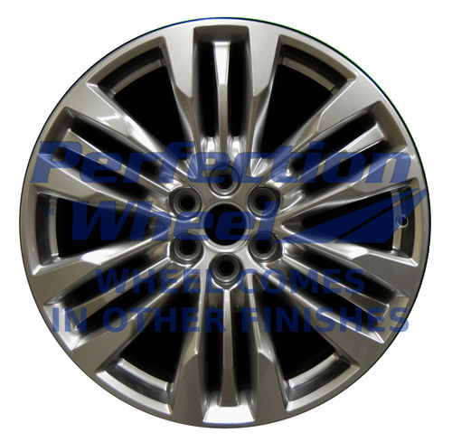 WAO.4802 20x8 Hyper Bright Smoked Silver Machined Bright