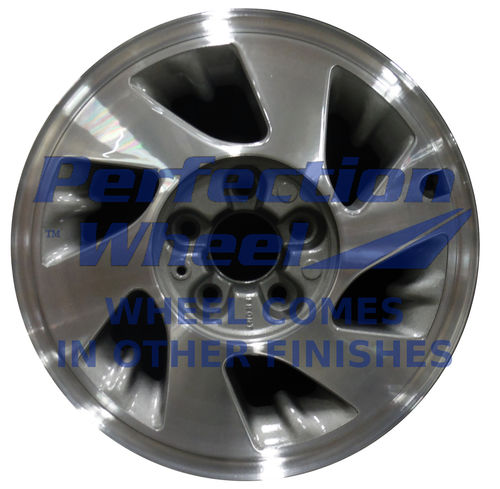 WAO.5019FT 16x8 As Cast Machined
