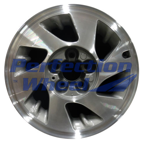 WAO.5020RE 16x8 As Cast Machined