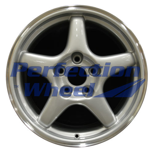 WAO.5036RE 17x11 Bright fine metallic silver Lip Cut
