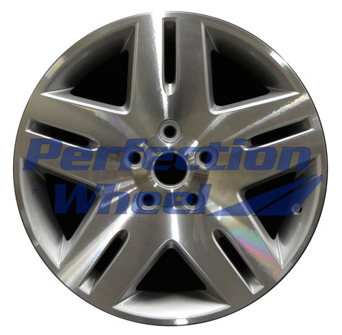 WAO.5071 17x6.5 Sparkle Silver Machined