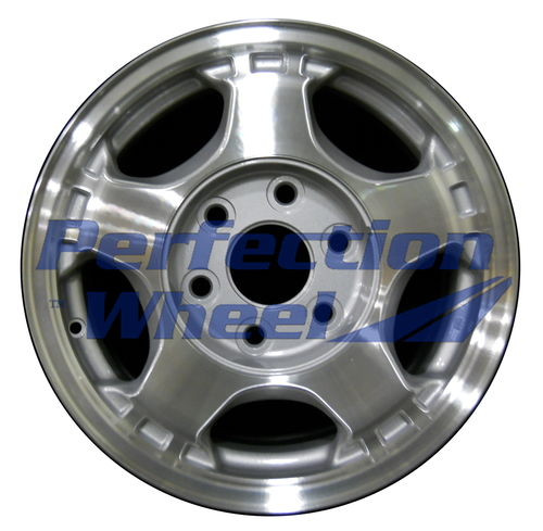 WAO.5073 16x7 Sparkle Silver Machined