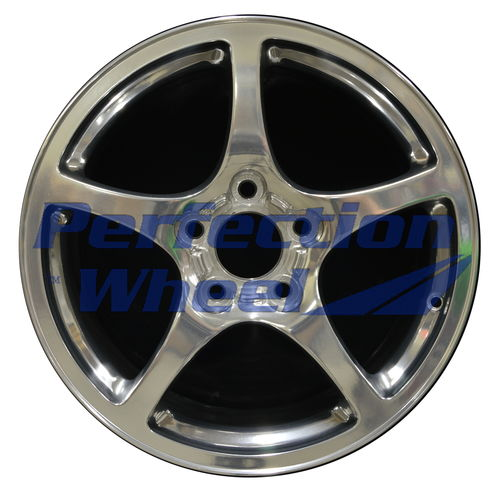 WAO.5102FT 17x8.5 Full Polish