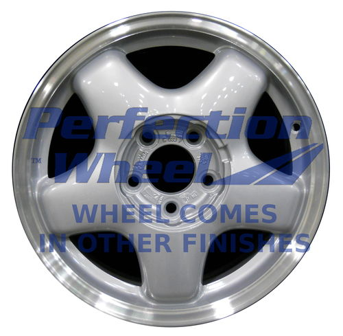 WAO.5110 16x6.5 Bright White Flange Cut