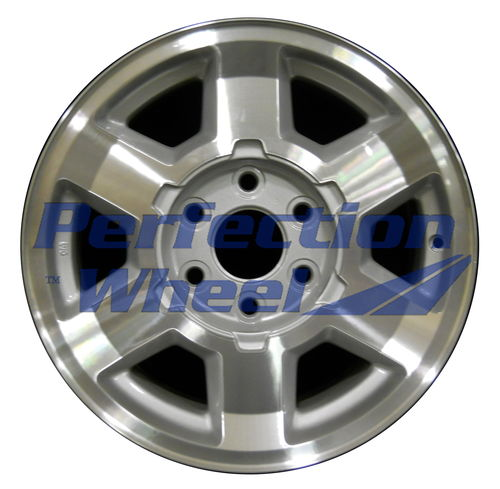 WAO.5193 17x7.5 Sparkle Silver Machined