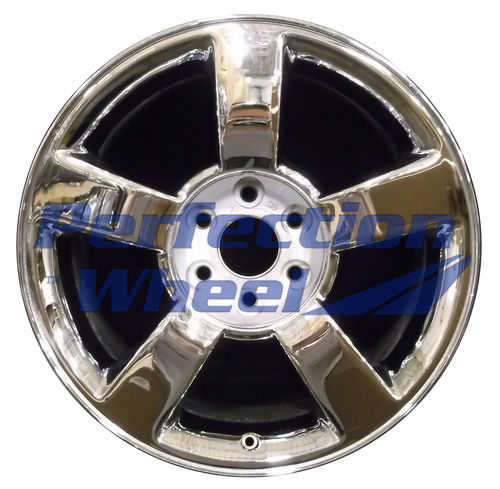 WAO.5200 20x8.5 Full Chrome