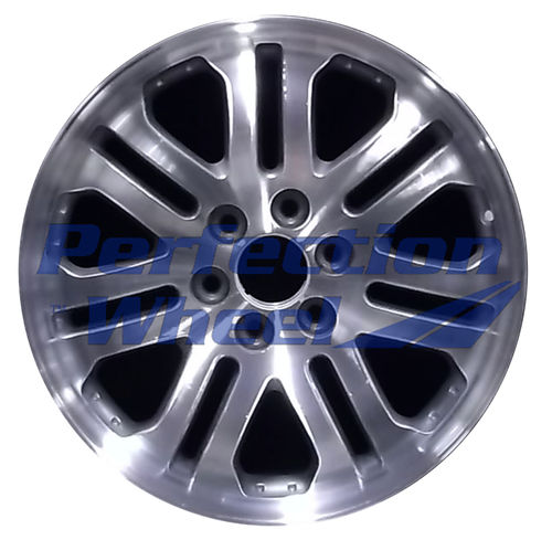 WAO.5241 20x8.5 Sparkle Silver Machined