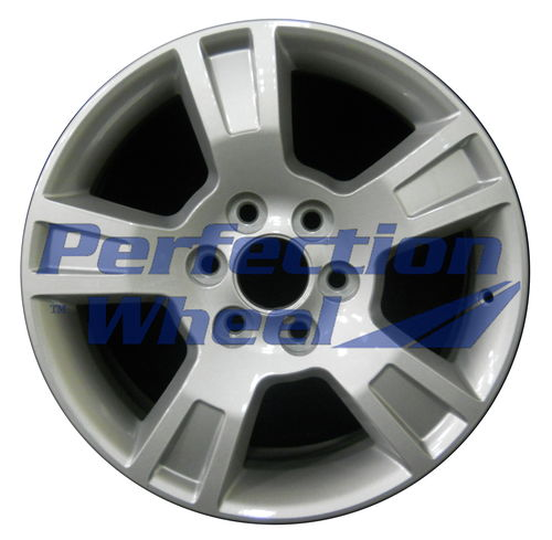 WAO.5280 18x7.5 Bright sparkle silver Full Face