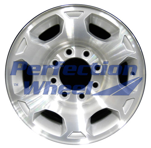 WAO.5293 17x7.5 Sparkle Silver Machined