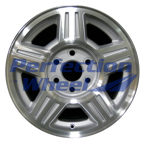 WAO.5294 17x7.5 Sparkle Silver Machined