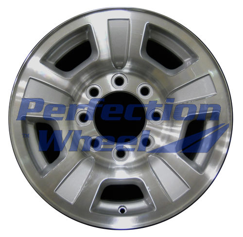 WAO.5298 17x7.5 Sparkle Silver Machined