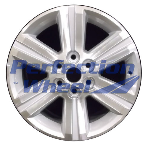 WAO.5572 18x7.5 Medium Silver Machined