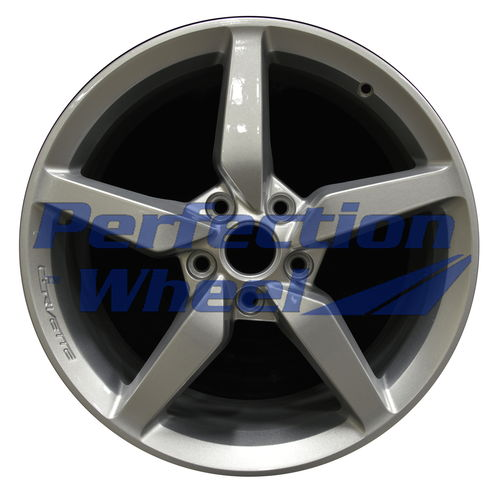 WAO.5632FT 19x8.5 Sparkle silver Full Face
