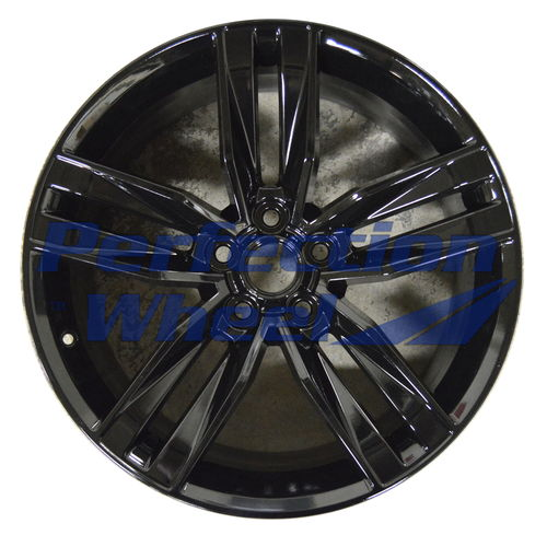 WAO.5766RE 20x9.5 Black Full Face