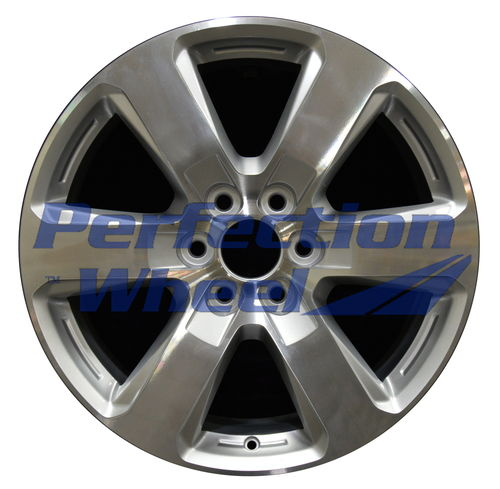 WAO.5770 20x7.5 Bright Fine silver Machined