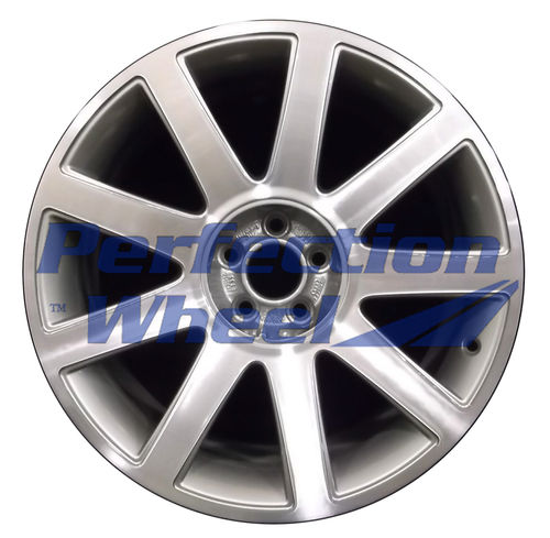WAO.58756 18x8 Fine Metallic Charcoal Machined