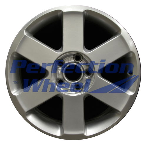 WAO.58759 17x7.5 Bright metallic silver Full Face