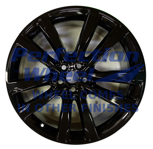 WAO.58829FT 19x8.5 Light Charcoal Full Face