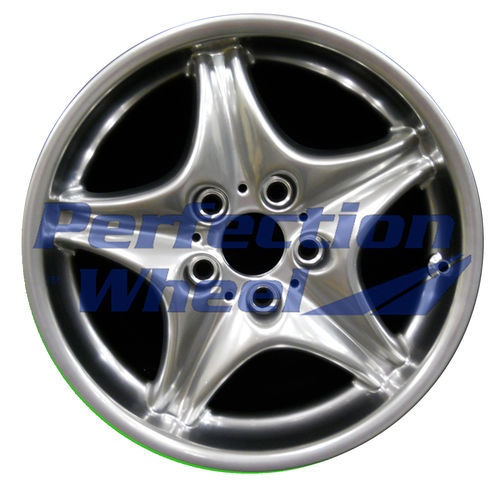 WAO.59263FT 17x7.5 Hyper Bright Smoked Silver Full Face