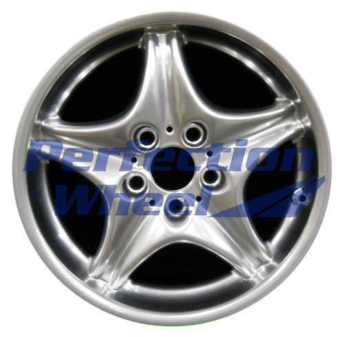 WAO.59264RE 17x9 Hyper Bright Smoked Silver Full Face