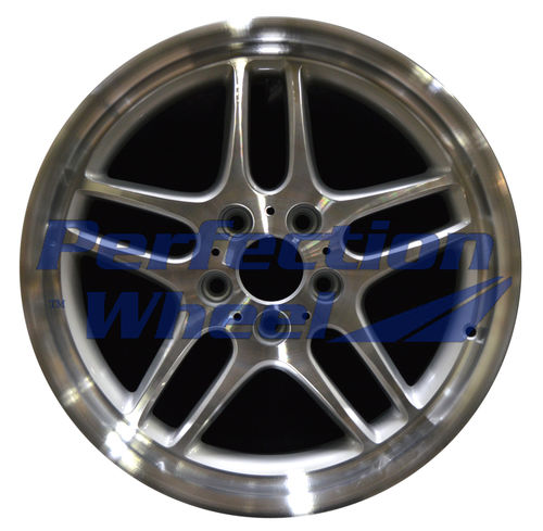 WAO.59271 18x8 Fine Metallic Silver Machined Bright
