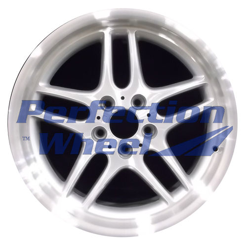 WAO.59272 18x9.5 Fine Metallic Silver Machined Bright