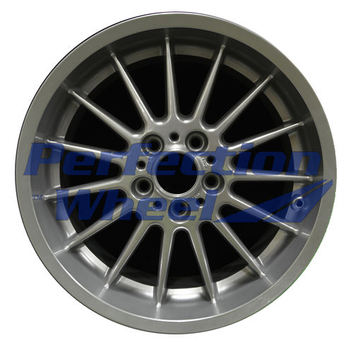 WAO.59319RE 18x9 Hyper Bright Mirror Silver Full Face