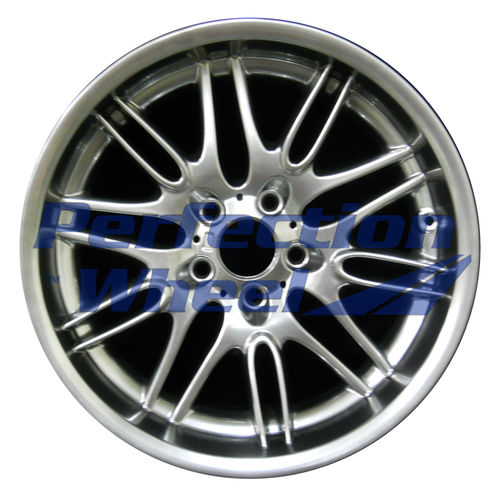 WAO.59322FT 18x8 Hyper Bright Smoked Silver Full Face