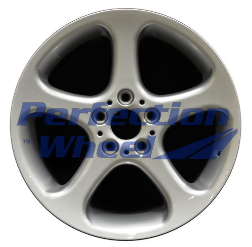 WAO.59374RE 18x8.5 Fine bright silver Full Face