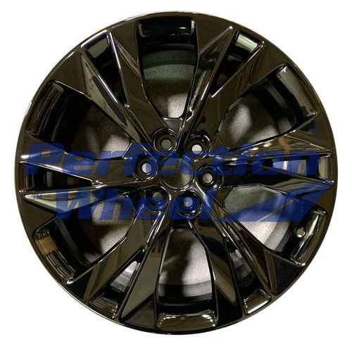 WAO.5938 21x8.5 Gloss Black Full Face PIB