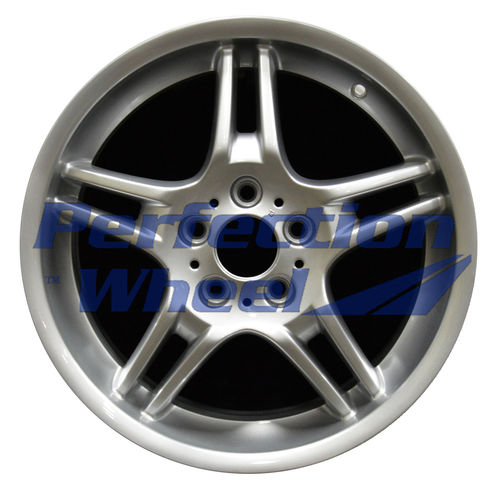 WAO.59419FT 18x8 Fine bright silver Full Face
