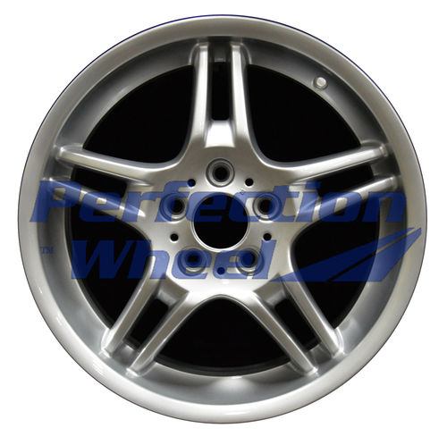 WAO.59423RE 18x8.5 Fine bright silver Full Face