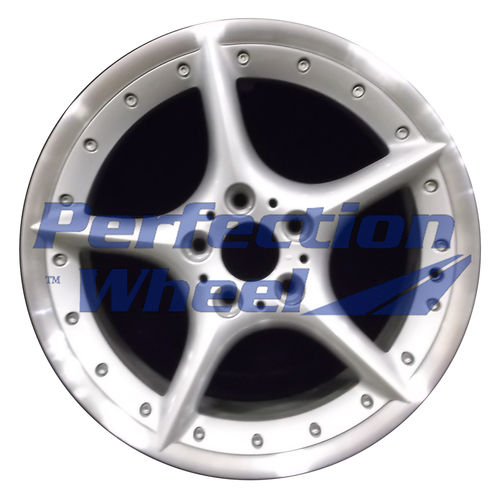 WAO.59424RE 18x8.5 Bright fine silver Flange Cut