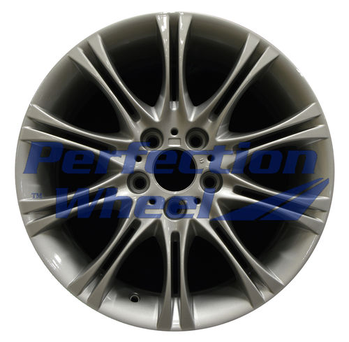 WAO.59433RE 18x8.5 Bright fine silver Full Face