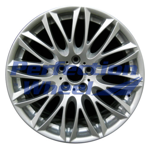 WAO.59442FT 20x9 Bright Medium Silver Full Face