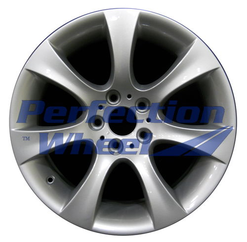 WAO.59475FT 18x8 Bright fine metallic silver Full Face