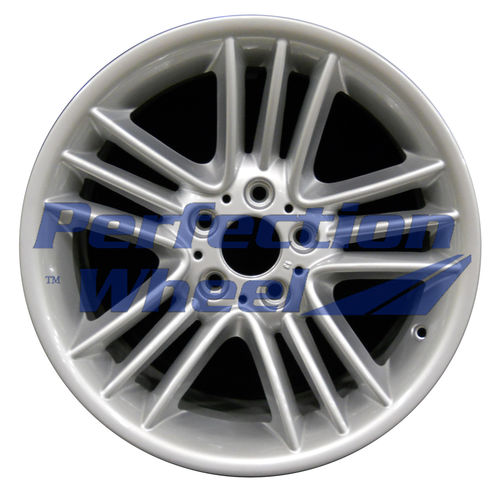 WAO.59478FT 18x8 Fine bright silver Full Face