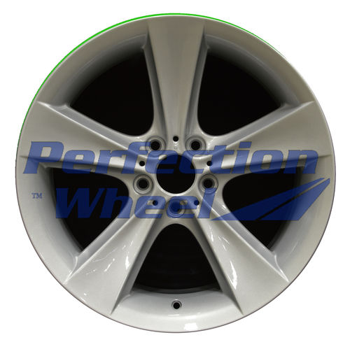 WAO.59507FT 19x8 Bright medium silver Full Face