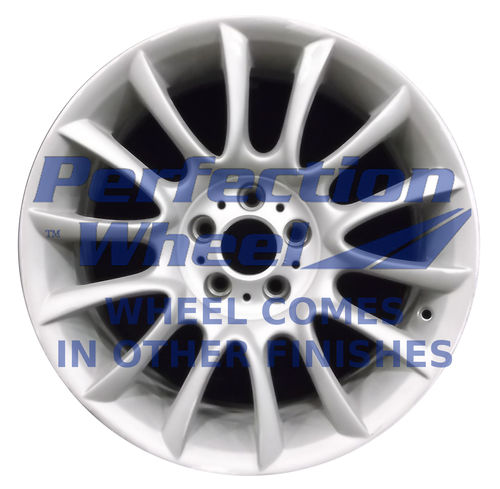 WAO.59512FT 19x8.5 Hyper Bright Silver Full Face