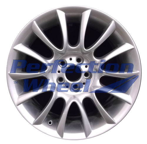 WAO.59513RE 19x9 Hyper Bright Silver Full Face