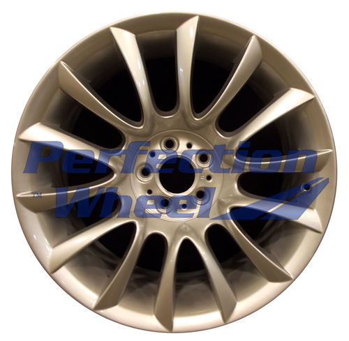 WAO.59517FT 20x9 Bright metallic silver Full Face