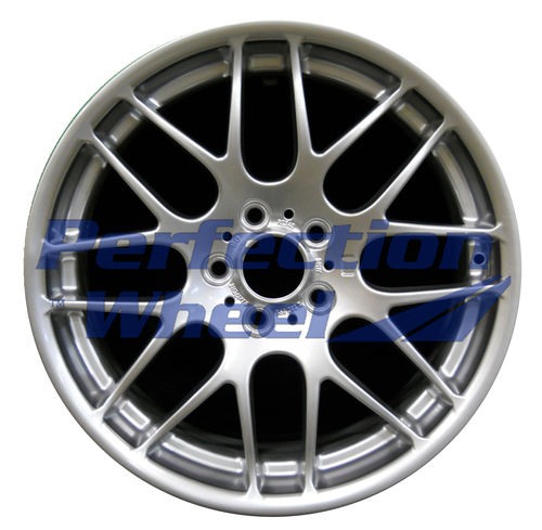 WAO.59551RE 19x9.5 Hyper Bright Mirror Silver Full Face