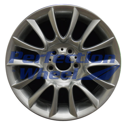WAO.59577RE 18x8.5 Hyper Sparkle Silver Gray Base Full Face